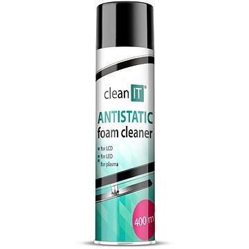CLEAN IT antistatická čistící pěna na obrazovky 400ml (CL-172)