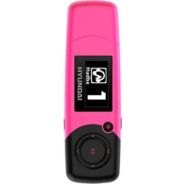 Hyundai MP 366 FMP 4GB růžový (HYUMP366GB4FMP)