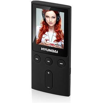 Hyundai MPC 501 FM 8GB černý (HYUMPC501GB8FMB)