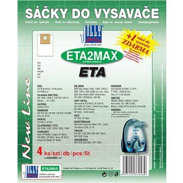 Sáčky do vysavače ETA2 MAX - textilní - vůně Fresh (3132/FRE)