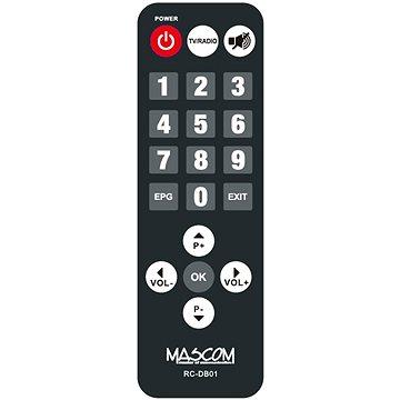 Mascom senior ovladač (X15f)