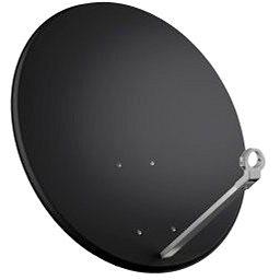 TeleSystem satelitní hliníková parabola TEA80R (H04a7)