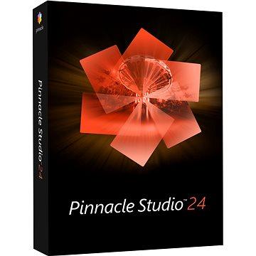 Pinnacle Studio 24 Standard (elektronická licence) (ESDPNST24STML)