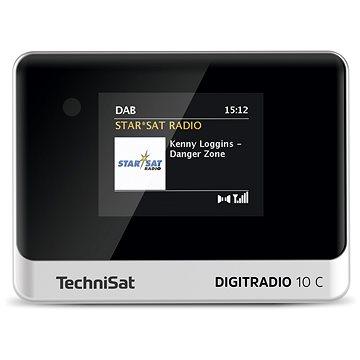 TechniSat DIGITRADIO 10 C černá/stříbrná (V057f27)