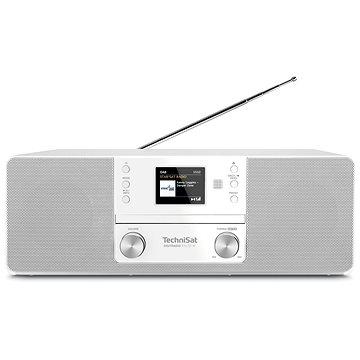 TechniSat DIGITRADIO 370 CD IR bílá (V057f73)