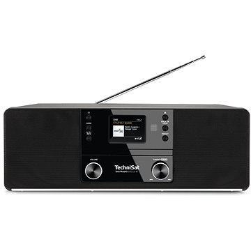 TechniSat DIGITRADIO 370 CD IR černá (V057f71)