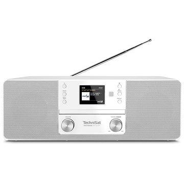 TechniSat DIGITRADIO 370 CD BT bílá (V057f70a)