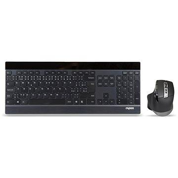 Rapoo 9900M Set - CZ/SK (Rapoo 9900M)