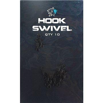 Nash Hook Swivels 10ks (5055108980865)