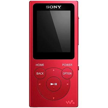 Sony WALKMAN NWE-393R červený (NWE393R.CEW)