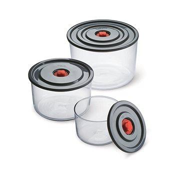 KAVALIER PUMP&PUMP souprava zásobníků 0.35l, 1 l, 2 l 3 ks (003113)