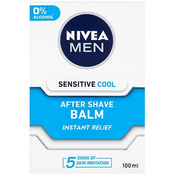 NIVEA Men Sensitive Cool After Shave Balm 100 ml (9005800244631)