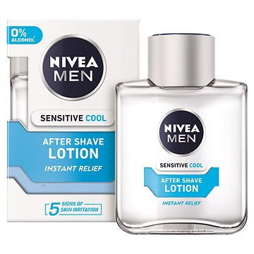 NIVEA Men Sensitive Cool After Shave Lotion 100 ml (9005800234830)