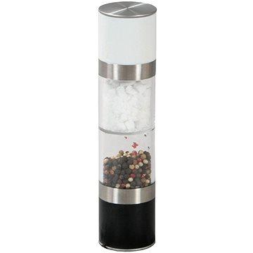 Kesper Nerezový mlýnek na pepř a sůl 22 cm, se dvěma mlecími mechanismy (13696)