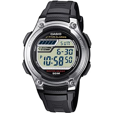 CASIO COLLECTION W-212H-1AVES (4971850437277)