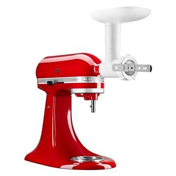 KitchenAid Artisan Robot 125 s příslušenstvím královská červená (5KSM125EER+5KSMFGA+KCCA) (BUNDLECOOKIEER)