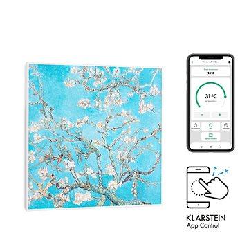 Klarstein Wonderwall Air Art Smart, mandlový květ (10035112)