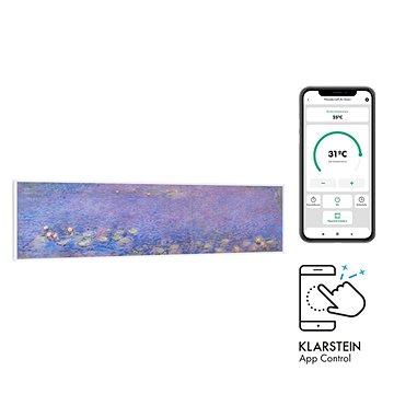 Klarstein Wonderwall Air Art Smart, leknín (10035119)