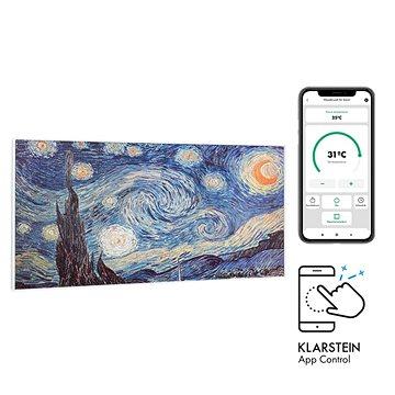 Klarstein Wonderwall Air Art Smart, hvězdy (10035132)