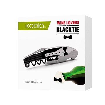 """KOALA Sada vývrtka na víno se zátkou """"smoking"""" (63340000KOA)"""