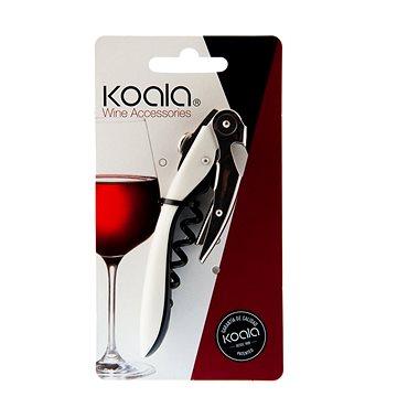 KOALA Vývrtka na víno bílá (6700BB01KOA)