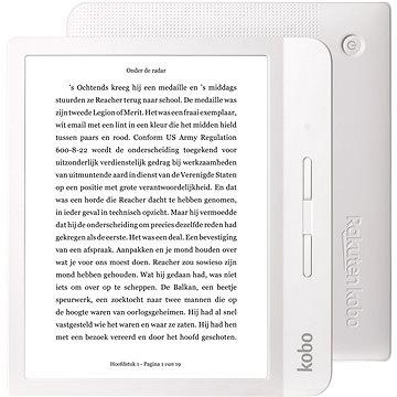 Rakuten Kobo Libra H20 White (N873-KU-WH-K-EP)