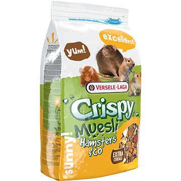 Versele Laga Crispy Muesli Hamsters & Co 1 kg (5410340617212)