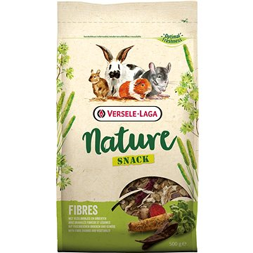 Versele Laga Nature Snack Fibres 500 g (5410340614402)