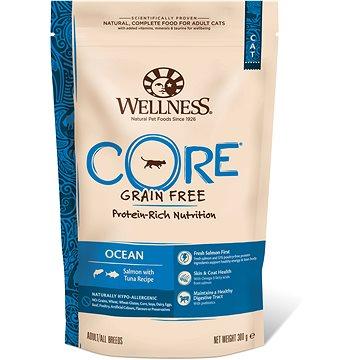 Wellness Core Cat Ocean losos a tuňák 300g (076344107149)