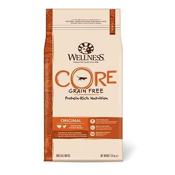 Wellness Core Cat Original krůta a kuře 10kg (076344107187)