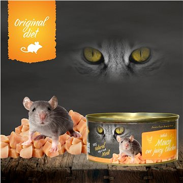 Farm Fresh Whole Mouse on juicy Chicken 100 g (8595598902475 )