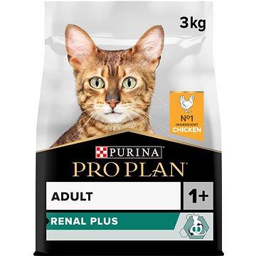 Pro Plan Cat Adult Optirenal s kuřetem 3 kg (7613036508001)
