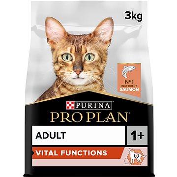Pro Plan Cat Adult Optisenses s lososem 3 kg (7613036508247)