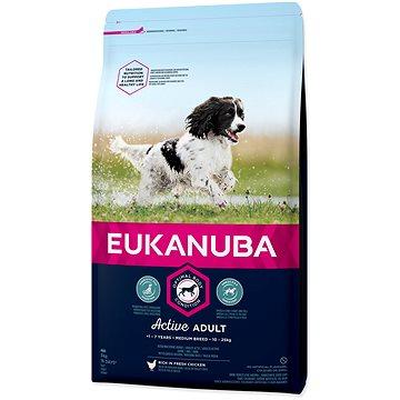 Eukanuba Adult Medium 3kg (8710255119786)