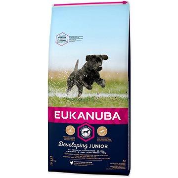 Eukanuba Junior Large 15kg (8710255146058)