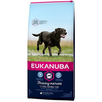 Eukanuba Mature Large 15kg (8710255120928)