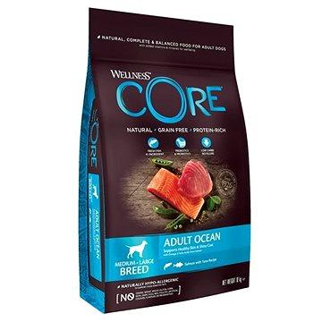 Wellness Core Dog Ocean losos a tuňák 10kg (076344107460)