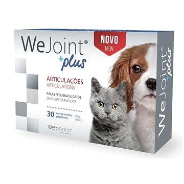WePharm WeJoint Plus pro malá plemena a kočky 30 tablet (5600757920542)