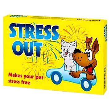 Dr. Seidel Stress Out uklidňující přípravek pro psy a kočky 10 ks (5901742085087)