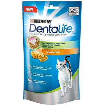 Dentalife Cat s kuřetem 40 g (7613036725309)