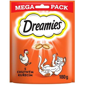 Dreamies pamlsky kuřecí pro kočky 180g (4008429092008)