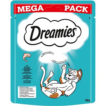 Dreamies pamlsky s losesem pro kočky 180g (4008429119118)
