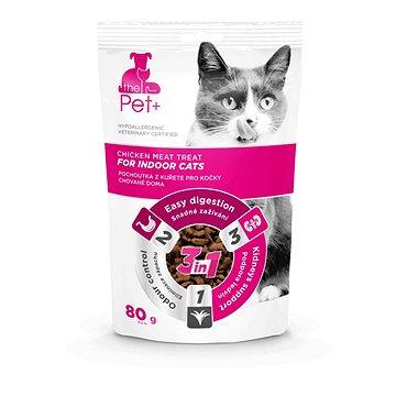 ThePet+ Cat Indoor treat 80 g (8595237018055)