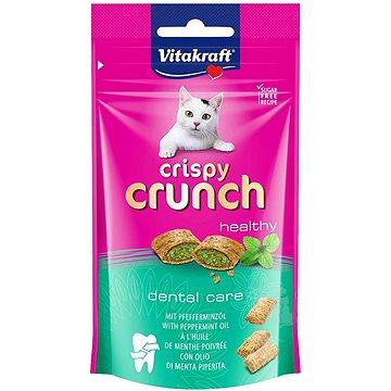 Vitakraft Cat pochoutka Crispy Crunch dental 60 g (4008239703385)