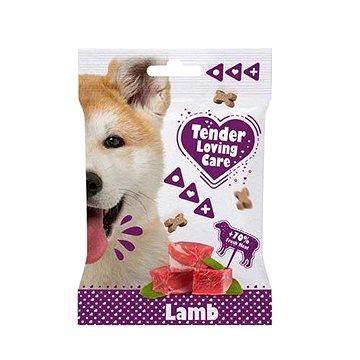 DUVO+ Měkká pochoutka pro psy jehněčí 100g (5414365274139)