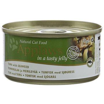 Applaws konzerva Cat Jelly tuňák a mořské řasy v želé 70 g (5060333435509)