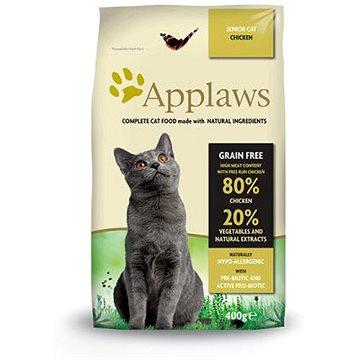 Applaws granule Cat Senior kuře 400 g (5060333435806)
