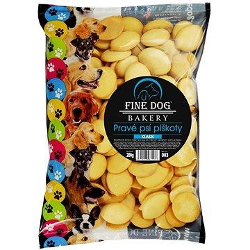 Fine Dog bakery piškoty pro psy 6 × 200 g klasik (8595657300761)