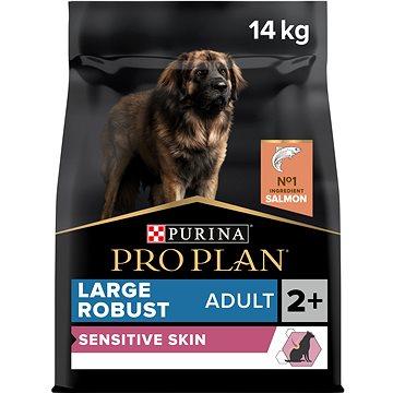 Pro Plan large adult robust optiderma losos 14 kg (7613035417298)