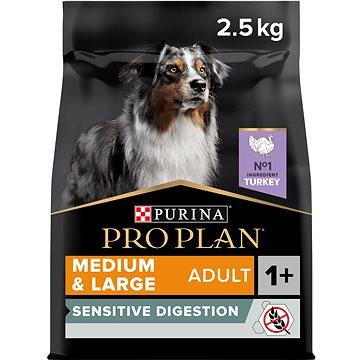 Pro Plan medium large adult optidigest grain free krůta 2,5 kg (7613036731942)